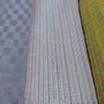 織の名手、菊池洋守氏が織りなす八丈織