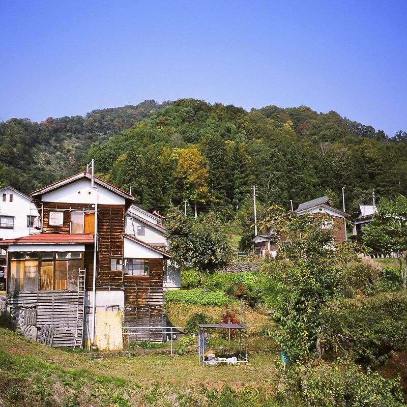 松本さんの家のまわり