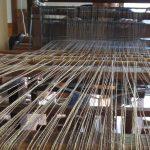 秘境の織姫がつくる「しな布」 樹皮から糸へ