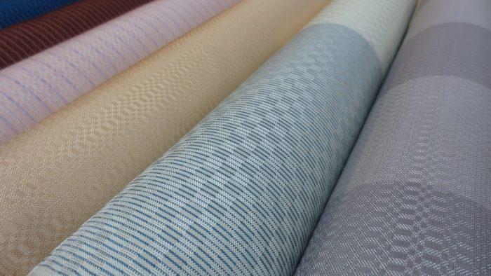 米沢綾織の反物