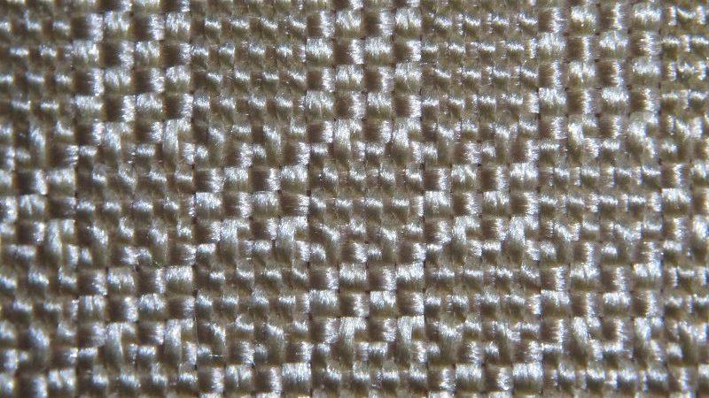 綾織の生地拡大
