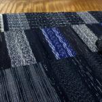 希少な大島紬の帯