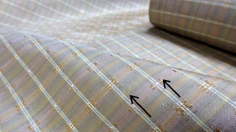 天蚕糸の箇所解説