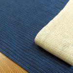 麻糸を捩った夏のオシャレ角帯