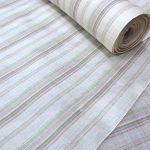 手績み糸の風合いが伝わる宮古苧麻織