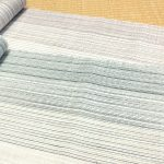 デザインセンスが際立つ能登上布の帯