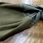 結城紬(縮織)の兵児帯